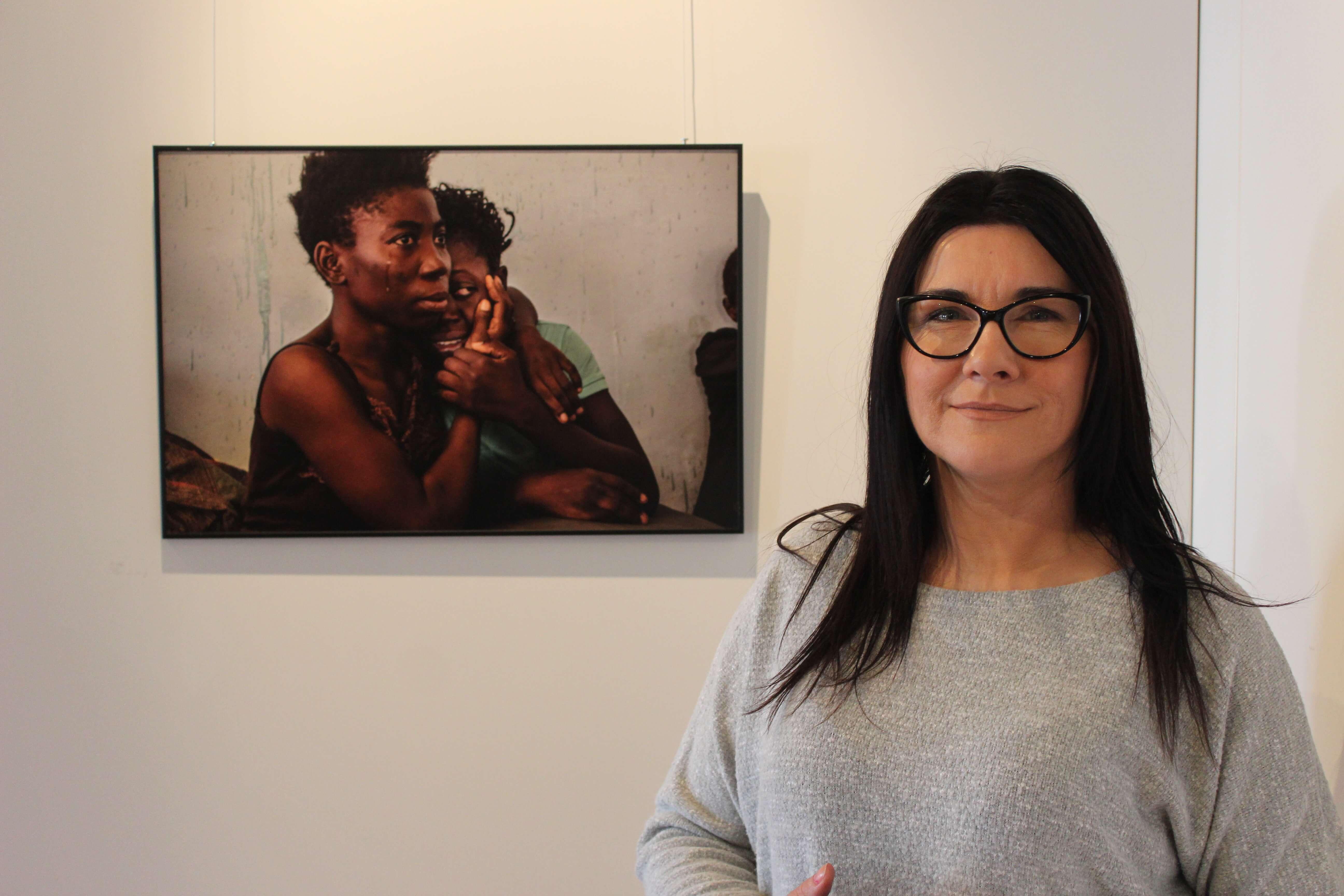 Maria Kaczyńska zeigt uns ihren Favoriten: 'The Libyan Migrant Trap' von Daniel Etter (3. Preis Aktuelle Themen)